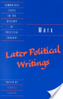 marx-later-writings