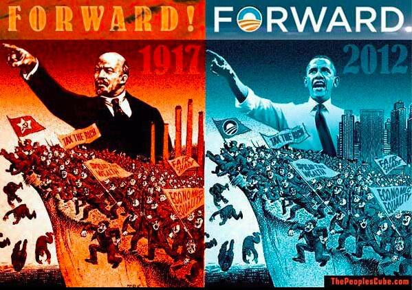 Lenin-Obama